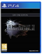 Final Fantasy XV - Day One [PS4]