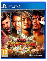 Диск Fire Pro Wrestling World [PS4]