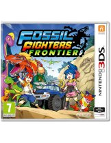 Диск Fossil Fighters Frontier [3DS]