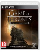 Game of Thrones - A Telltale Games Series: Season Pass Disc [PS3]