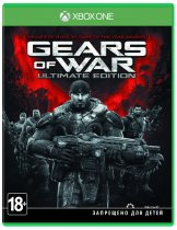Диск Gears of War: Ultimate Edition [Xbox One]
