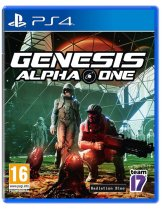 Диск Genesis Alpha One [PS4]