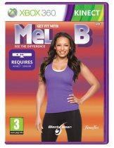 Обложка Get FIT with MEL B (Б/У) [X360, Kinect]