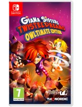 Диск Giana Sisters: Twisted Dream - Owltimate Edition [Switch]