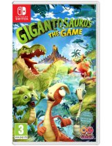 Диск Gigantosaurus: The Game [Switch]