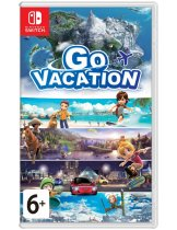 Диск Go Vacation (Б/У) [Switch]