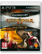 Диск God of War Collection 2 [PS3]