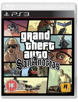 Grand Theft Auto: San Andreas [PS3]