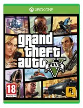 Купить Grand Theft Auto V (GTA 5) [Xbox One]