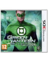 Купить Green Lantern: Rise of the Manhunters [3DS]