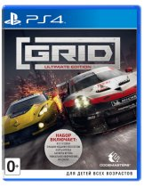 Купить Grid (2019) - Ultimate Edition [PS4]