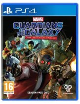Guardians of the Galaxy: The Telltale Series [PS4]