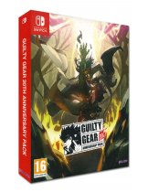 Купить Guilty Gear 20th Anniversary Pack - Day One Edition [NSwitch]