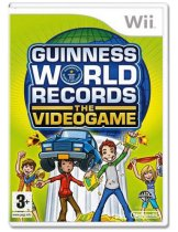 Диск Guinness World Records the Videogame [Wii]