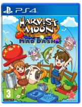 Диск Harvest Moon: Mad Dash [PS4]