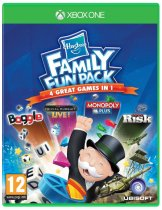 Купить Hasbro Family Fun Pack [Xbox One]