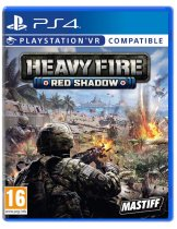 Диск Heavy Fire: Red Shadow [PS4/PSVR]