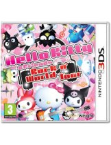 Диск Hello Kitty and Friends: Rockin World Tour [3DS]