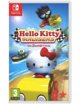Диск Hello Kitty Kruisers [Switch]