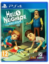 Диск Hello Neighbor: Hide and Seek [PS4]