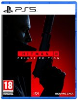 Диск Hitman 3 - Deluxe Edition [PS5]