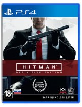 Hitman Definitive Edition [PS4]