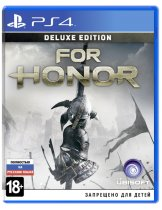 For Honor - Deluxe Edition [PS4]