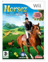 Обложка Horsez Ranch Rescue (Б/У) [Wii]