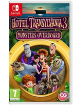 Диск Hotel Transylvania 3 Monsters Overboard [Switch]
