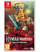 Диск Hyrule Warriors: Age of Calamity [Switch]
