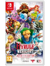 Купить Hyrule Warriors: Definitive Edition [Nswitch]