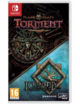 Диск Icewind Dale + Planescape Torment: Enhanced Edition [Switch]