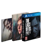 Диск Одни из нас: Часть II (The Last of Us Part II) - Special Edition [PS4] (без гарантии получения)
