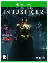 Диск Injustice 2 [Xbox One]