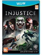Injustice: Gods Among Us [Wii U]