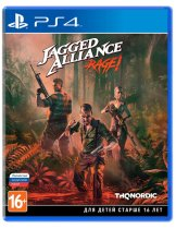 Jagged Alliance: Rage! [PS4]
