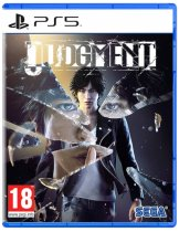 Диск Judgment [PS5]