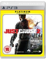 Диск Just Cause 2 [PS3]