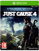 Диск Just Cause 4 - Steebook Edition [Xbox One]