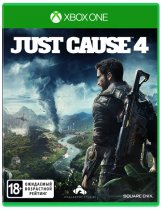 Диск Just Cause 4 [Xbox One]
