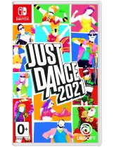 Диск Just Dance 2021 [Switch]