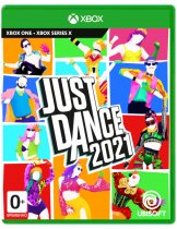 Диск Just Dance 2021 [Xbox One/S/X]