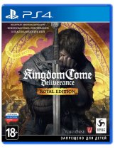 Диск Kingdom Come: Deliverance Royal Edition [PS4]