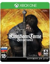 Купить Kingdom Come: Deliverance Steelbook Edition [Xbox One]