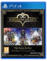 Купить Kingdom Hearts: The Story so far [PS4]