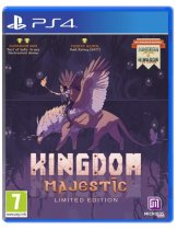 Диск Kingdom Majestic - Limited Edition [PS4]