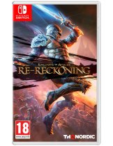 Диск Kingdoms of Amalur: Re-Reckoning [Switch]
