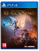 Диск Kingdoms of Amalur: Re-Reckoning [PS4]