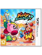 Купить Kirby Battle Royale [3DS]
