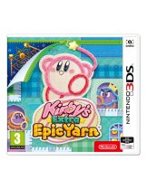Диск Kirbys Extra Epic Yarn [3DS]
